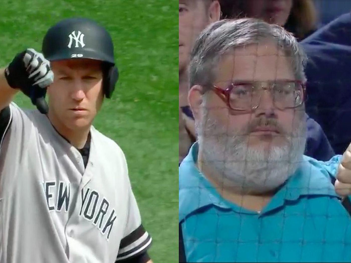The Yankees' thumbs-down celebration has a hilarious backstory - SBNation.com