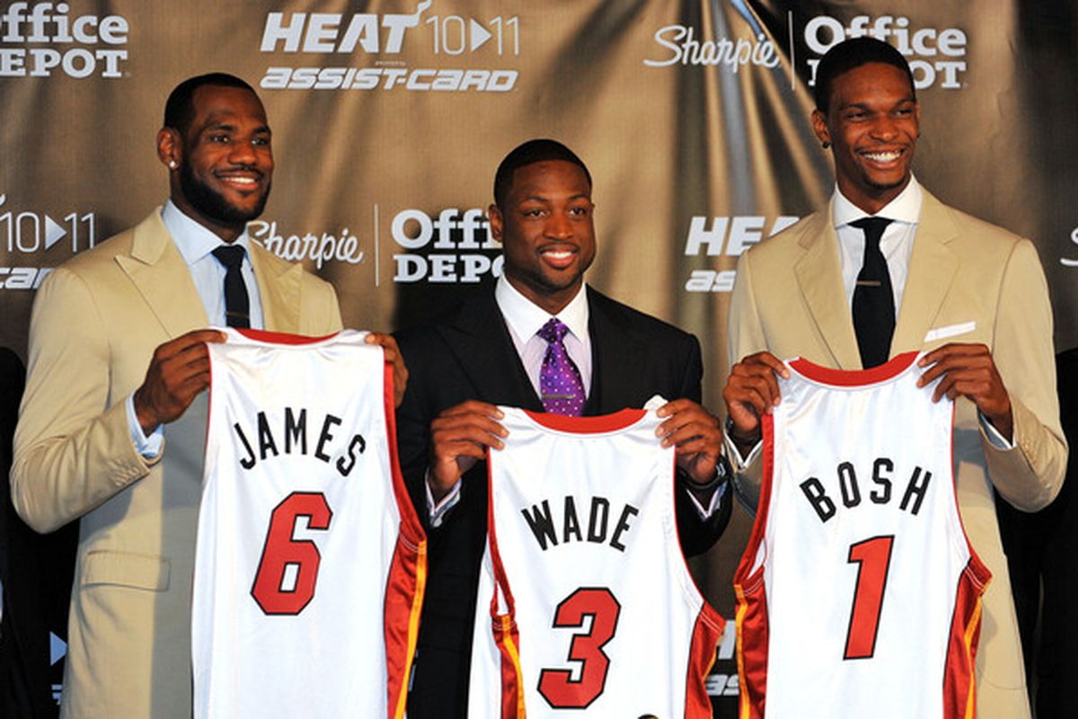 Is tanking dishonorable when one team can vacuum up three franchise players in free agency?