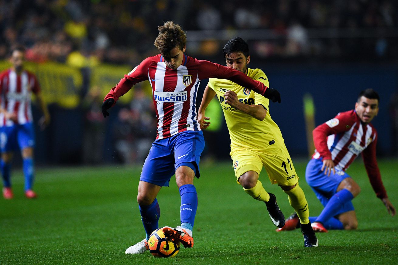 Villarreal-Atlético Madrid: Time, TV, streaming and how to watch Liga Santander 2018