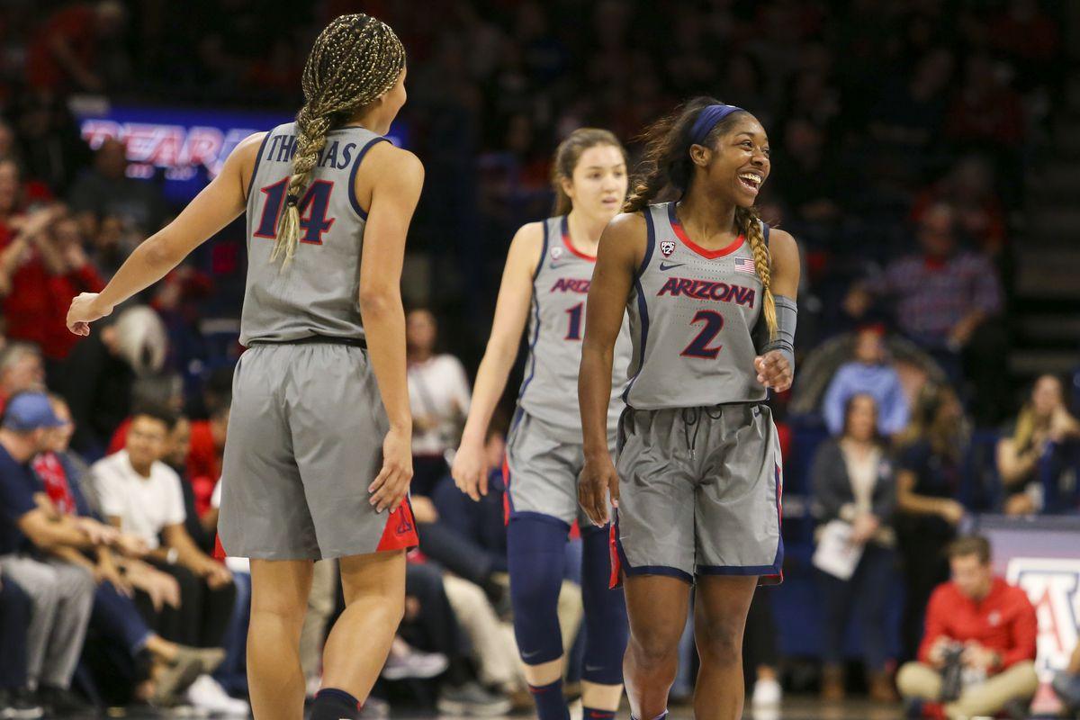 COLLEGE BASKETBALL: JAN 31 Women's UCLA at Arizona