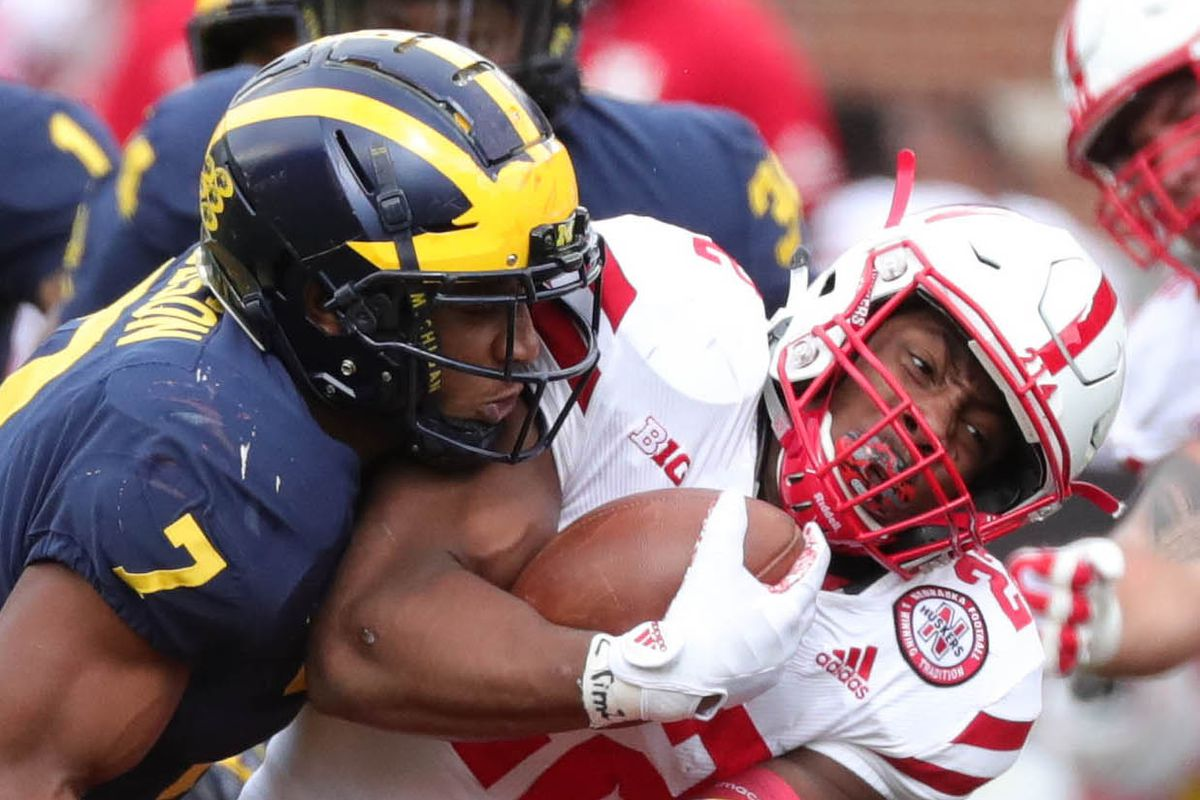 Data Do Over Backs Dominance Of >> Can Michigan S Dominance Carry Over Vs Rivals This Time Sbnation Com