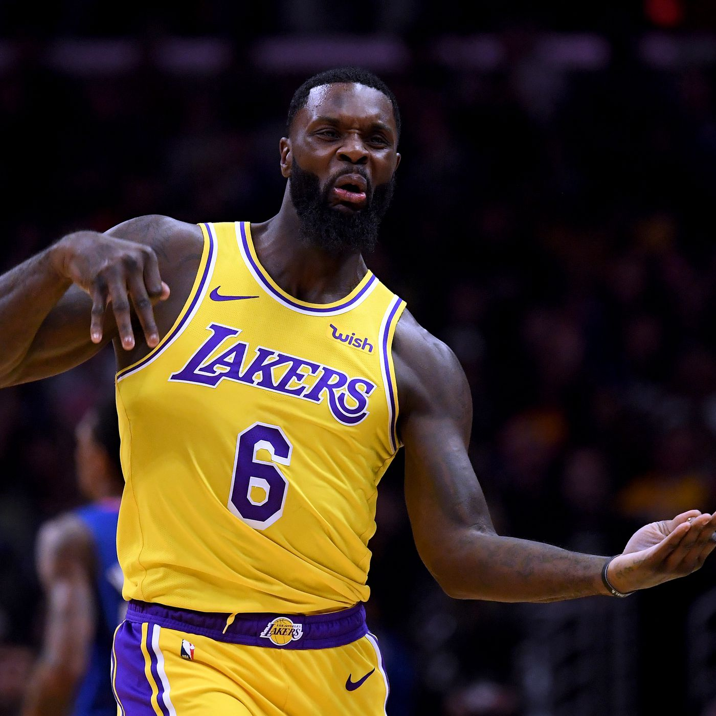 0ed480d0870 Lance Stephenson enjoyed his time with the Lakers