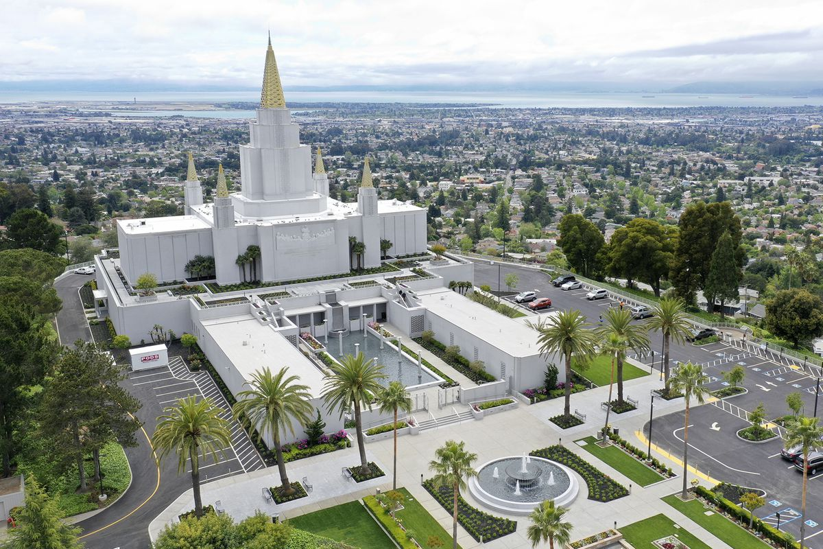 Temples church of jesus christ