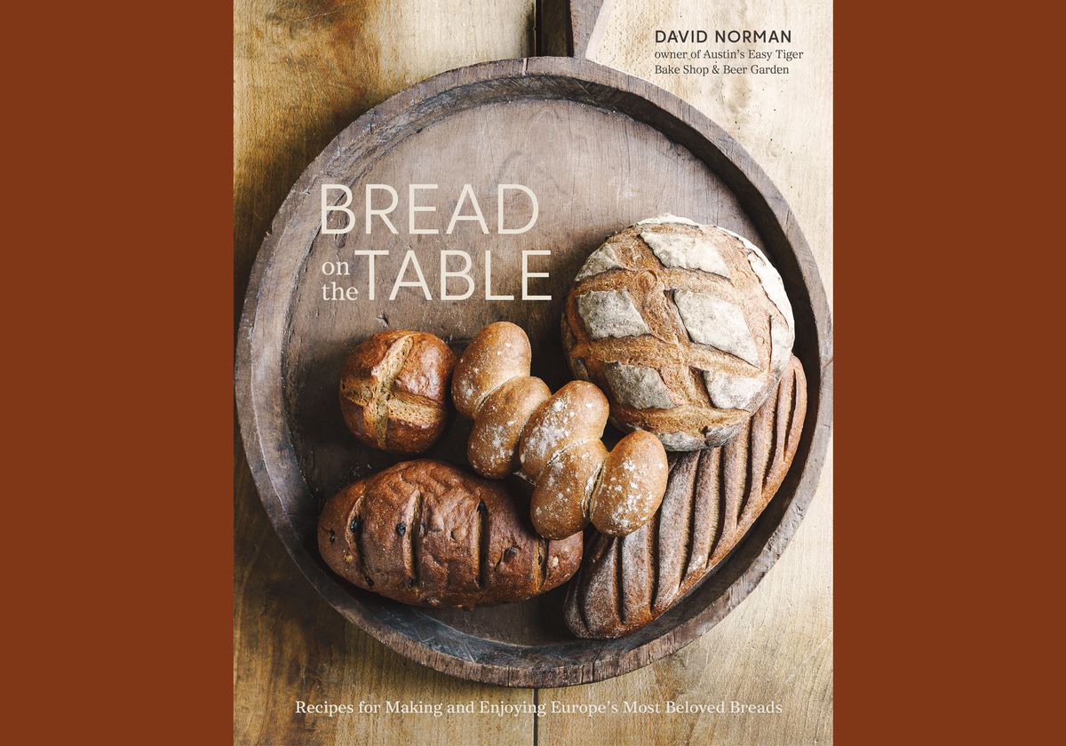 The cover of Bread on the Table
