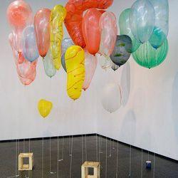 Crazytown Balloons at the MCA