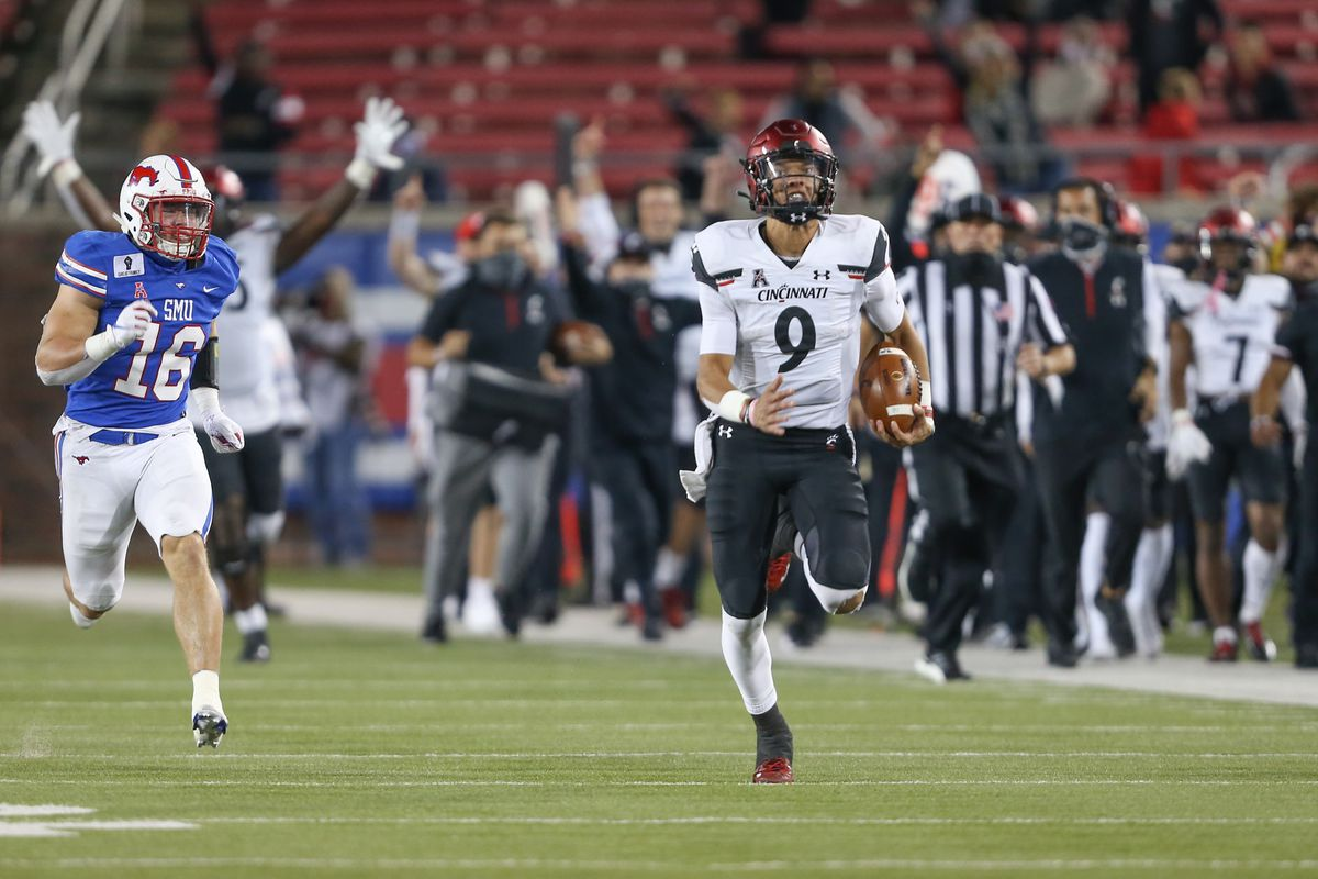 How About Your 7th Ranked Cincinnati Bearcats Down The Drive