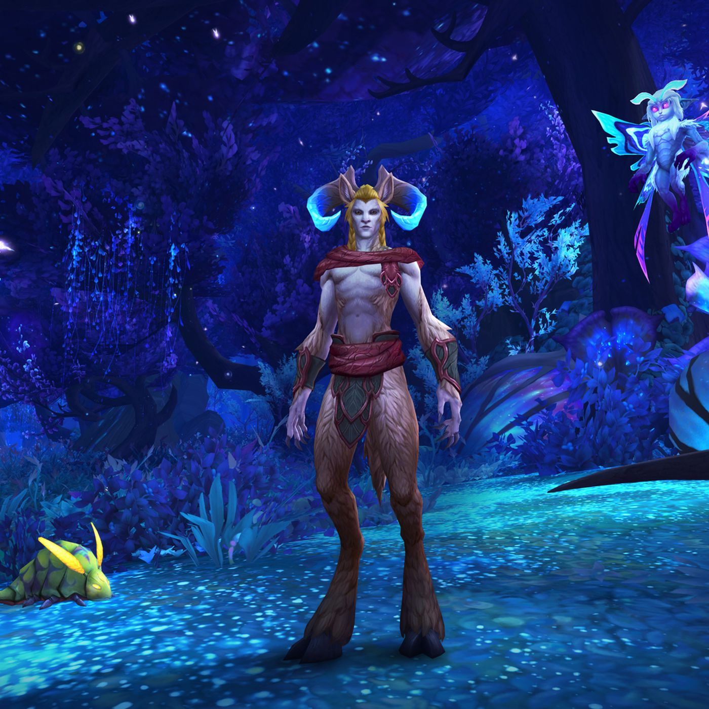 World Of Warcraft Shadowlands Customization Is Instead Of A New