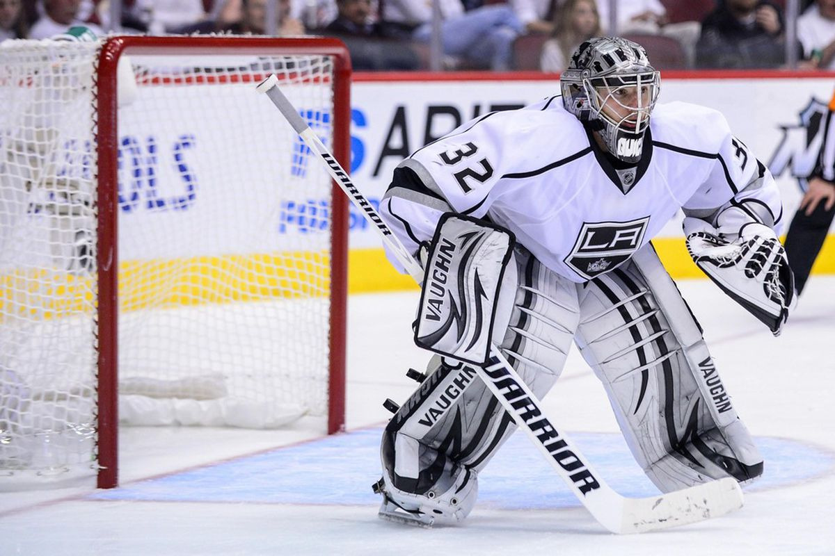 Stanley Cup Finals 2012: Comparing The Goaltenders ...