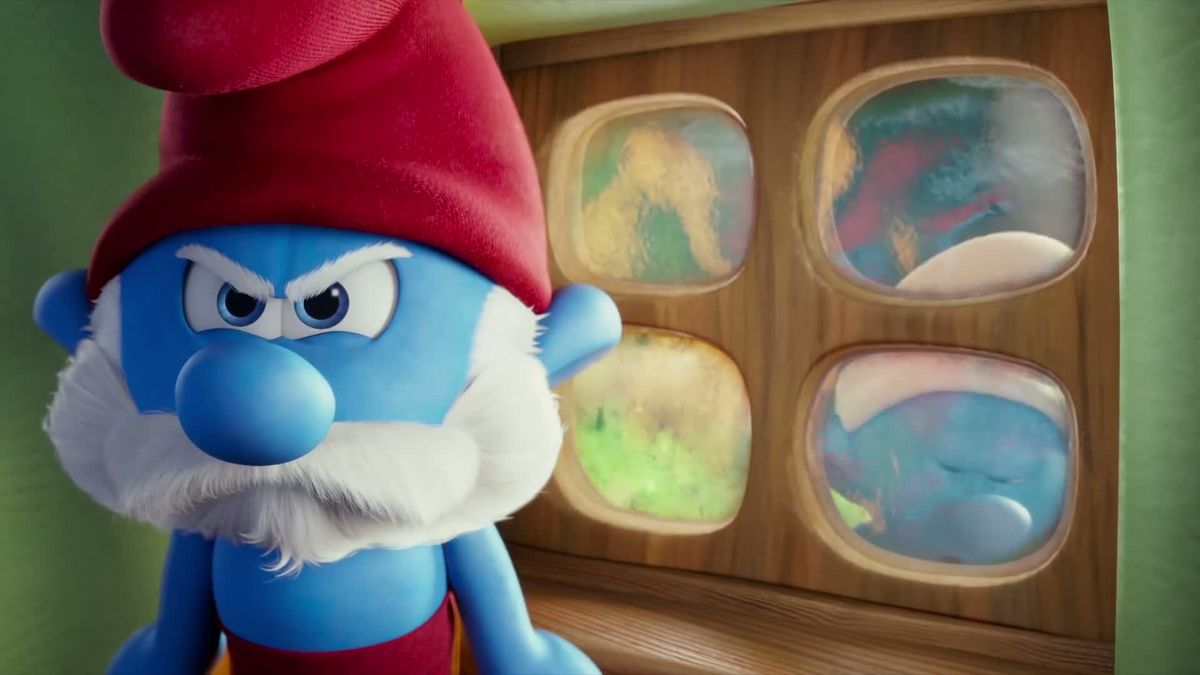 5 Things Smurfs The Lost Village Accomplishes For Better Or Worse