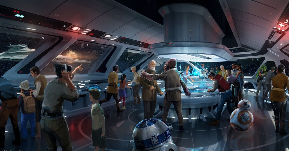 Disney announces a Westworld-like, fully immersive Star Wars resort