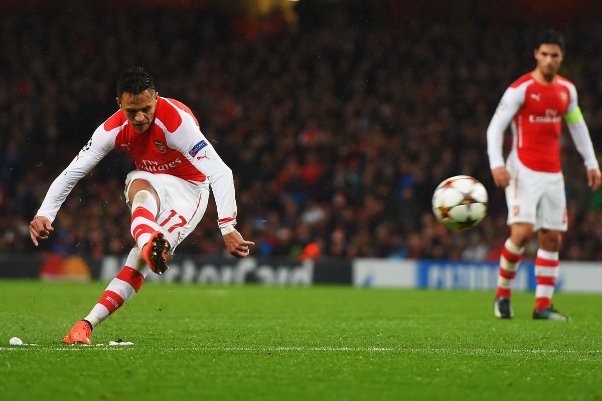 Will Alexis Sanchez continue his fine form for Arsenal by terrorizing United's make-shift defense?
