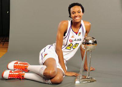 Phoenix Mercury WNBA Championship Rally