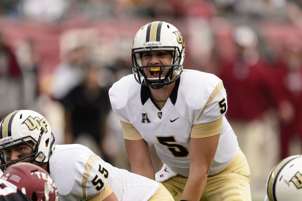 UCF vs. Temple 2013 results: Knights avoid upset, remain in line ...