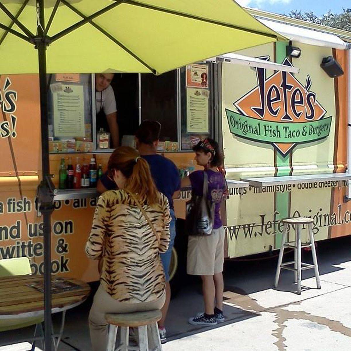 The 8 Essential Miami Food Trucks