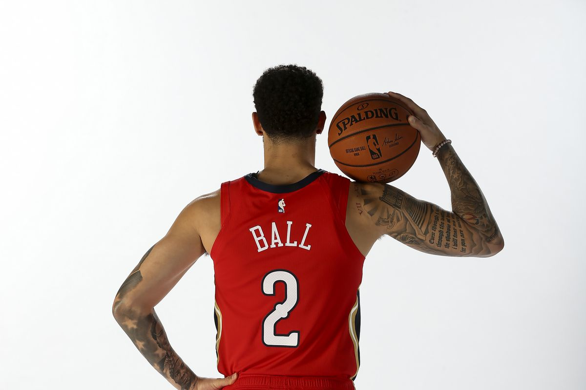 New Orleans Pelicans Player Portraits