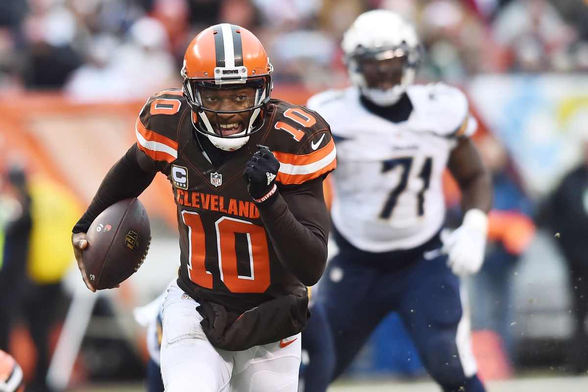 Robert Griffin III has shown 'franchise-level talent' and could ...
