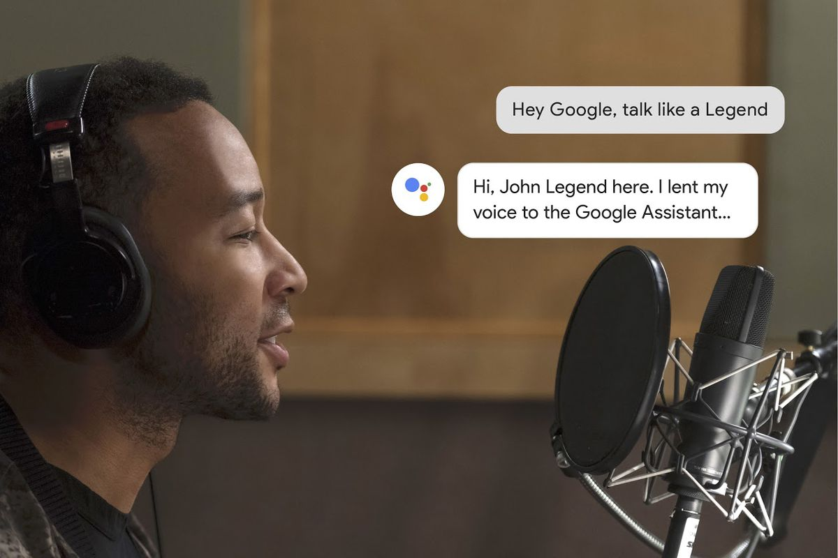 Google Assistant launches its first celebrity voice cameo