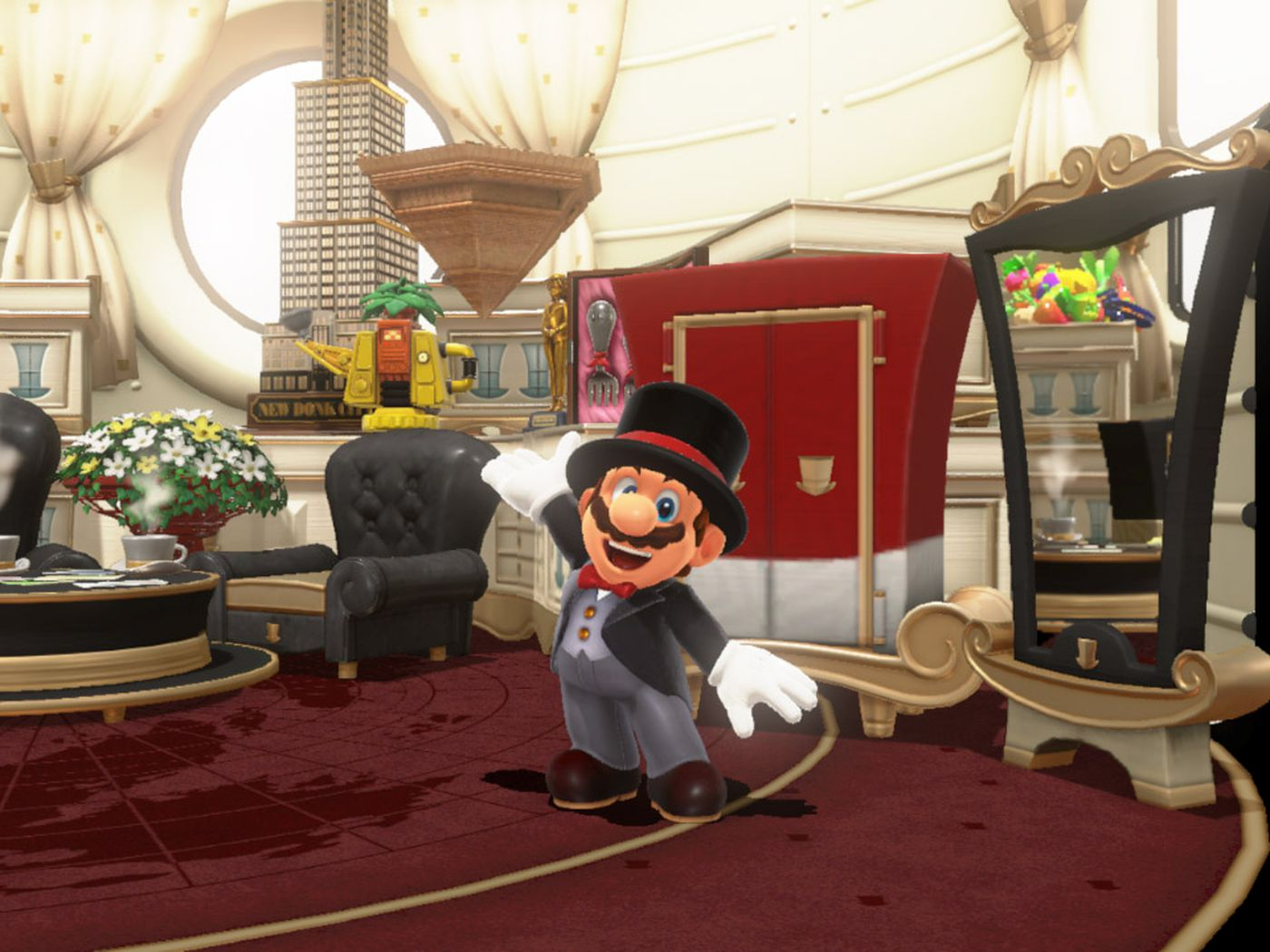 Super Mario Odyssey Unlocks A Ton Of Bonuses After You Beat The