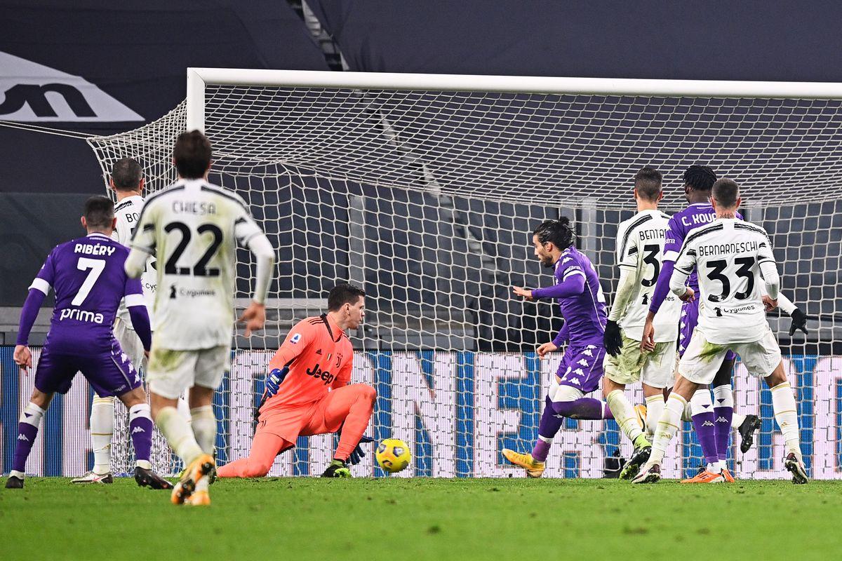 Juventus v Fiorentina - Italian Serie A