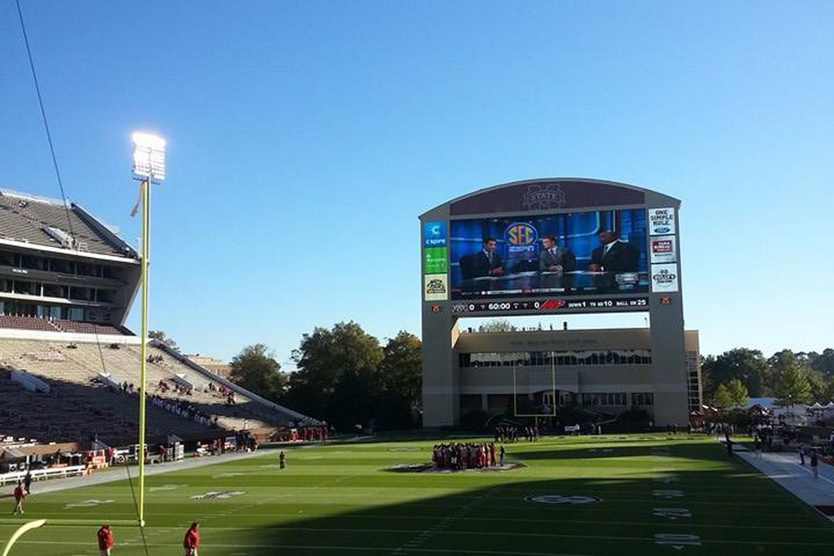 The sun will be setting on the Bulldogs' home games for the 2014 season as the Dawgs take on Vandy.