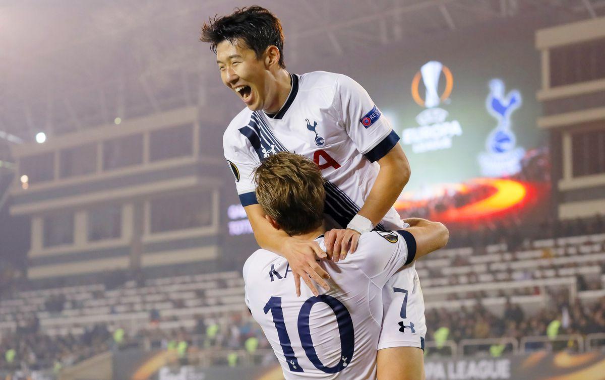 Qarabag FK v Tottenham Hotspur FC - UEFA Europa League