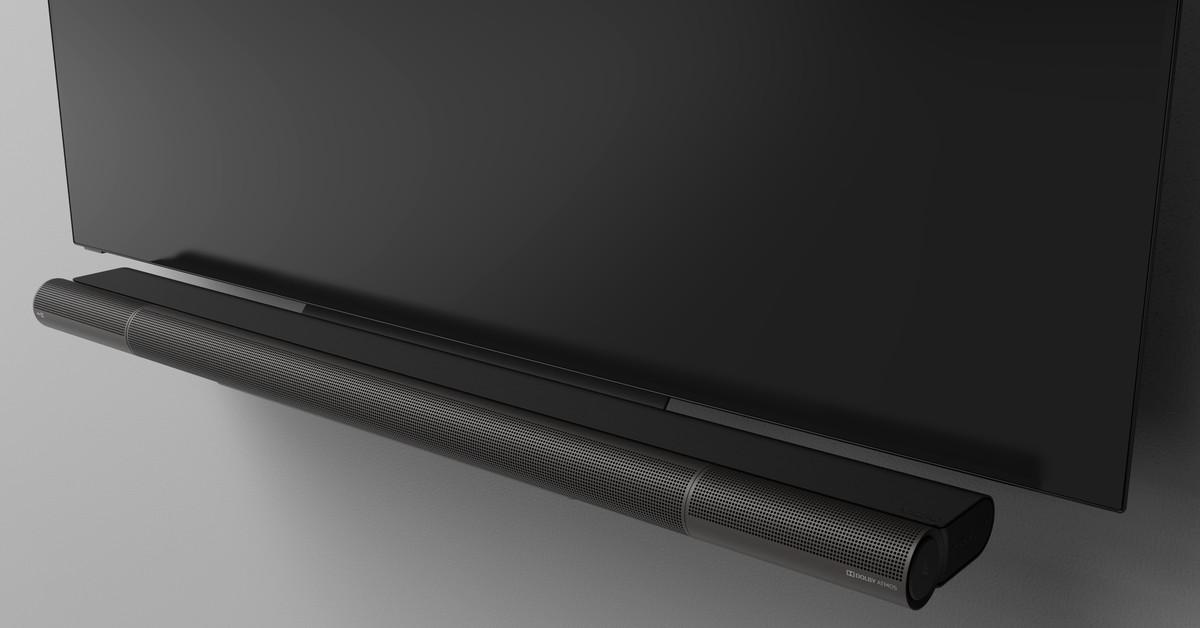 You can now buy Vizio's rotating Atmos soundbar