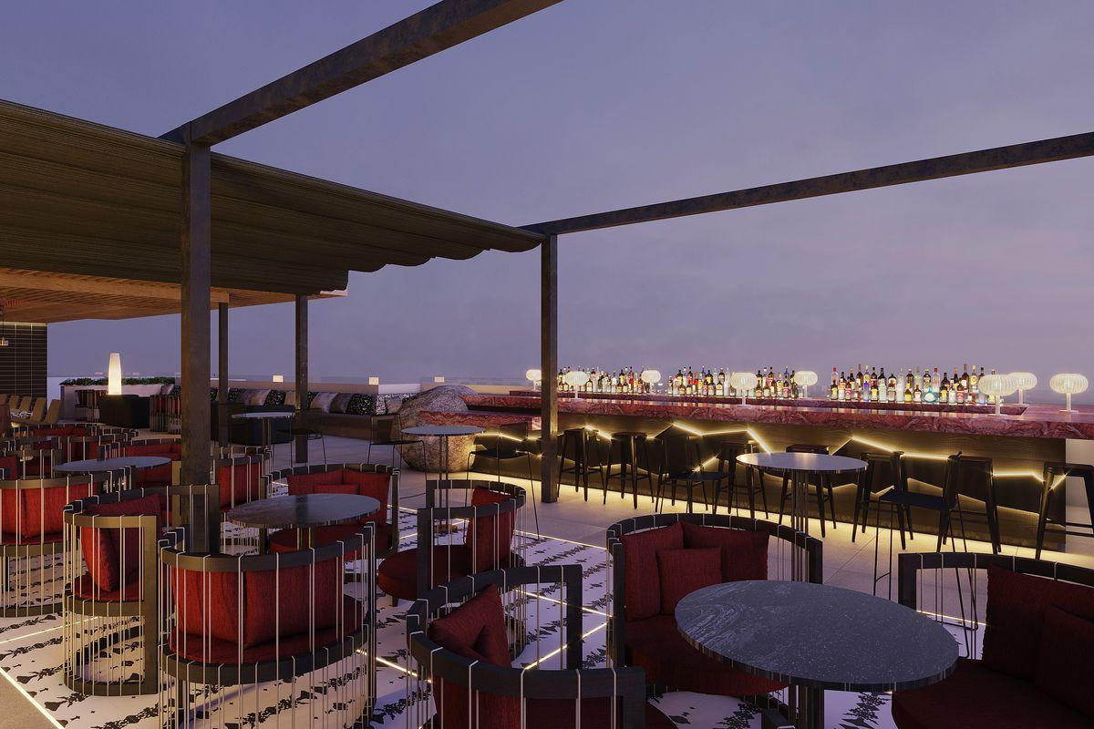 Michelin-Star Chef Announces 5,000sf Gaslamp Rooftop ...