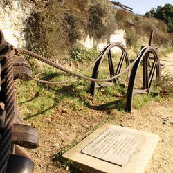 """↑ <b><a href=""""http://en.wikipedia.org/wiki/Sam_Merrill_Trail"""" target=""""_blank"""">Sam Merrill Trail, Cobb Estate in Altadena</a></b>: You'll realize all the uphill switchbacks are worth the sweat when you arrive at <a href=""""http://laist.com/2011/07/15/a_park_"""