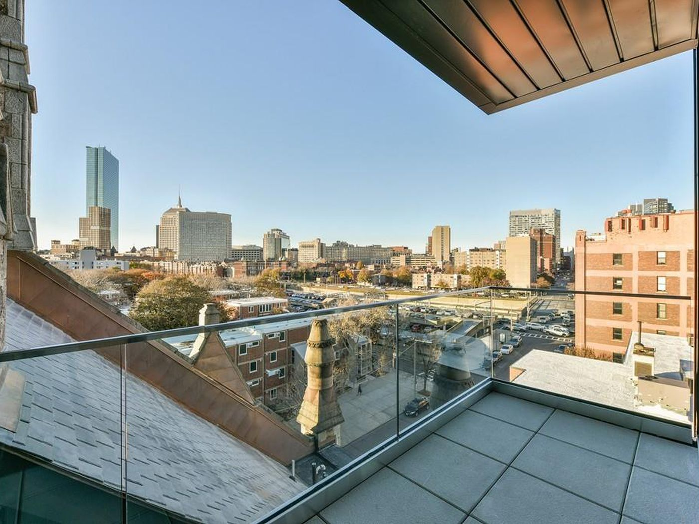 South End's Lucas offers 'tower home' with two decks for $3.5M - Curbed  Boston
