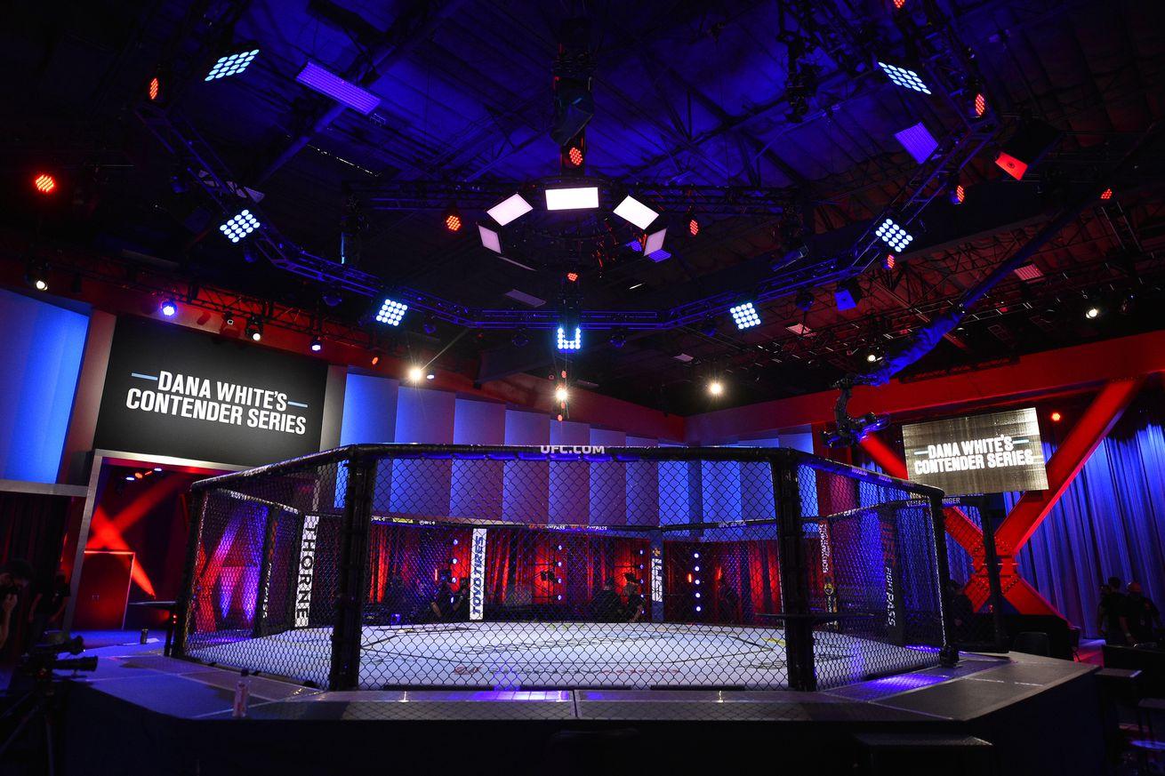 Dana White's Contender Series - Season 4 Week 1