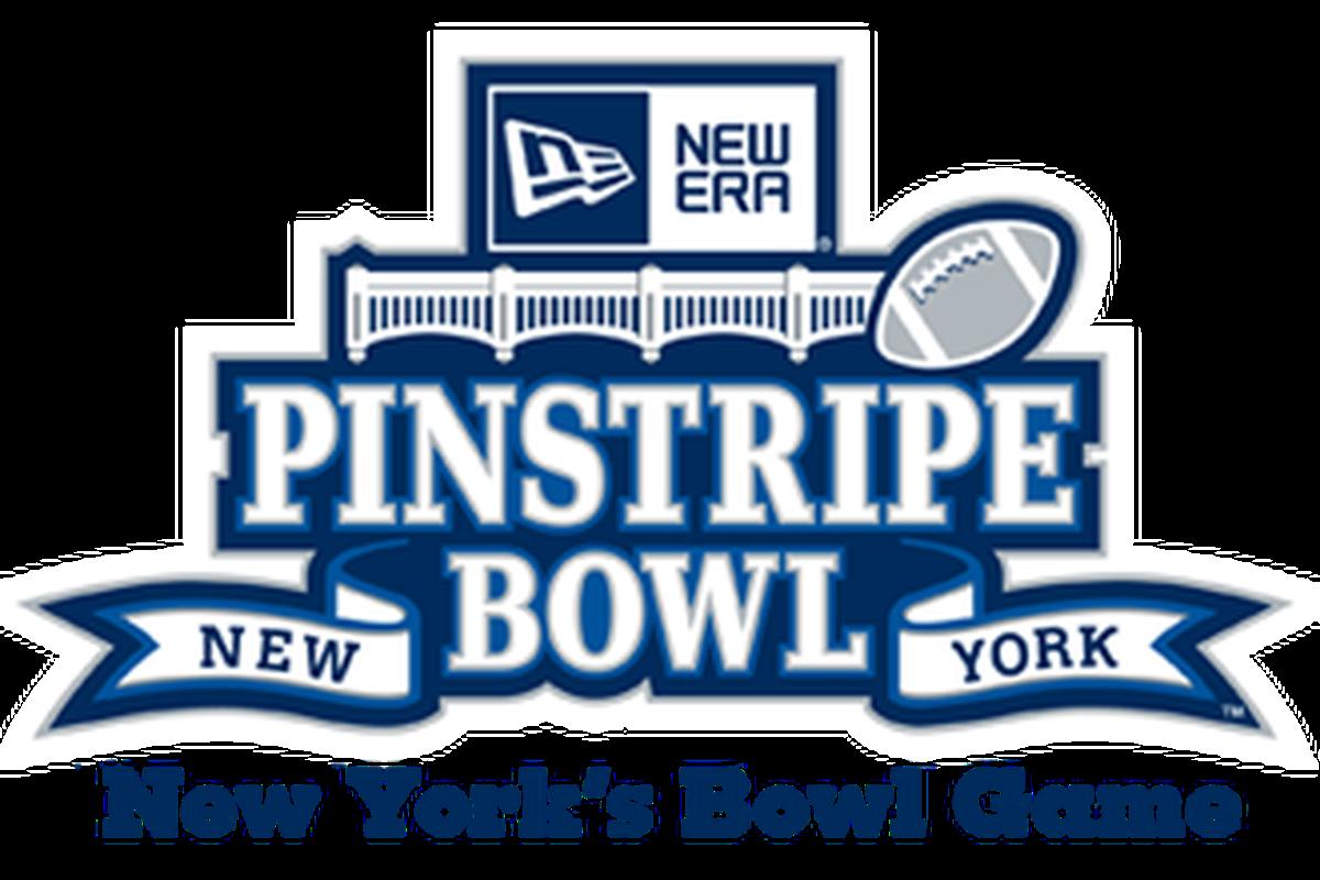 Image result for pinstripe bowl logo 2019 transparent
