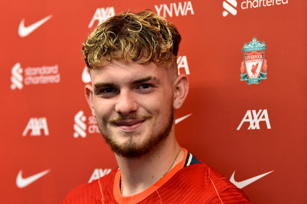 Harvey Elliott Signs Contract Extension With Liverpool