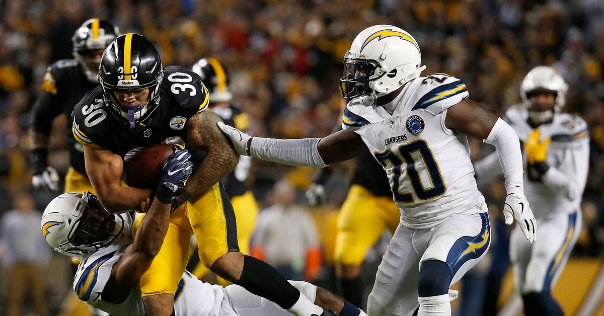 Sunday Night Football: Pittsburgh Steelers @ Los Angeles Chargers Live Thread & Game Information