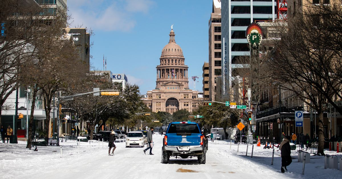 www.vox.com: Why the Texas power grid is struggling to cope with the extreme cold