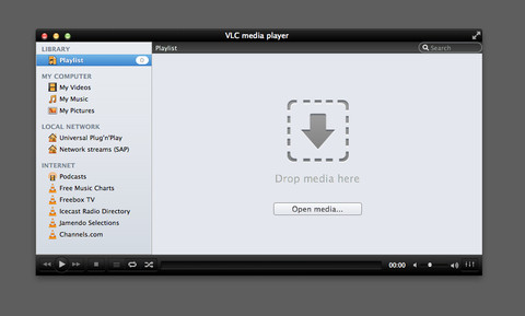 VLC 2 0 RC1 brings new UI for OS X, is headed to iOS and
