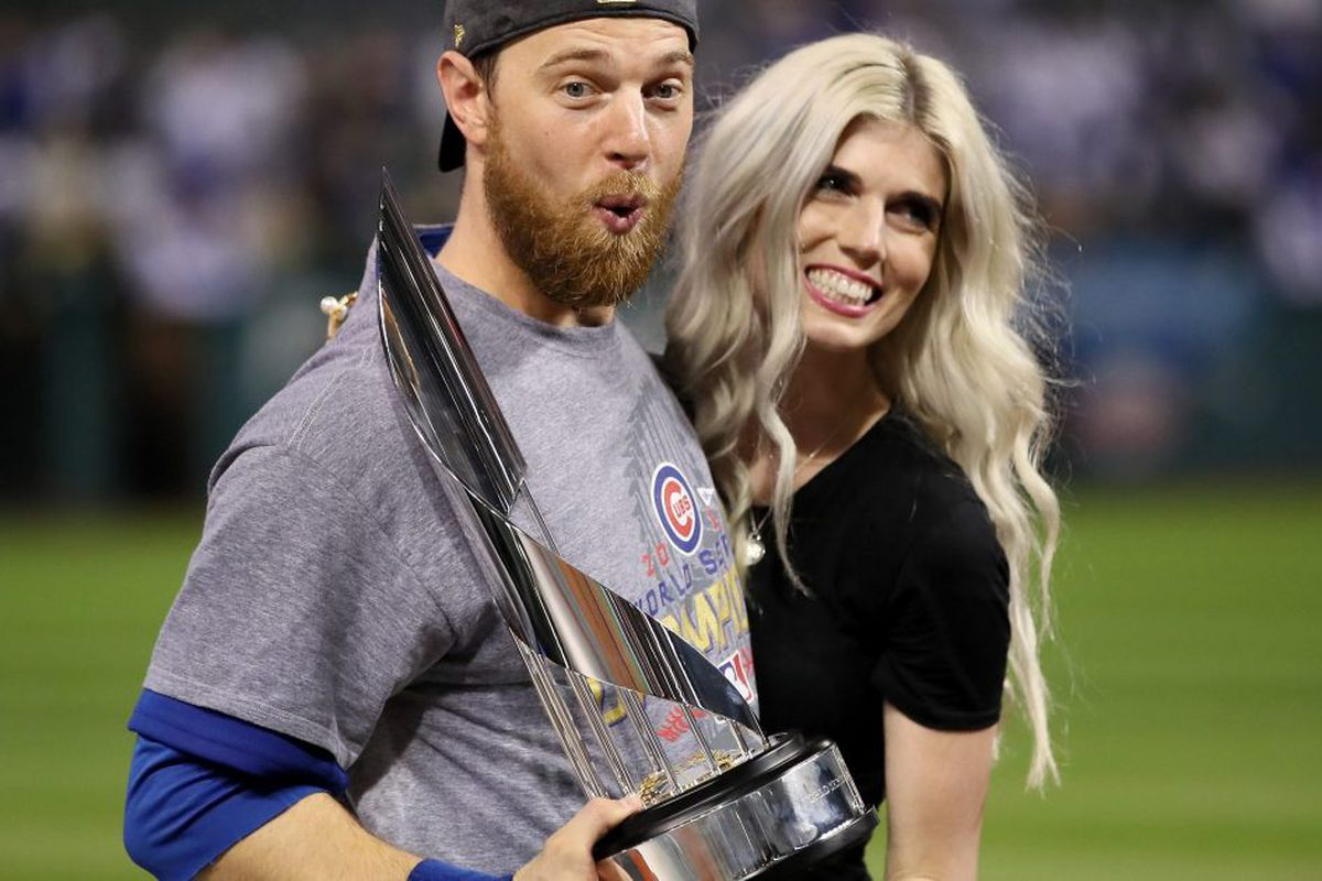 dc5eb9260 Cubs  Ben Zobrist cites  inappropriate marital conduct  by wife in ...