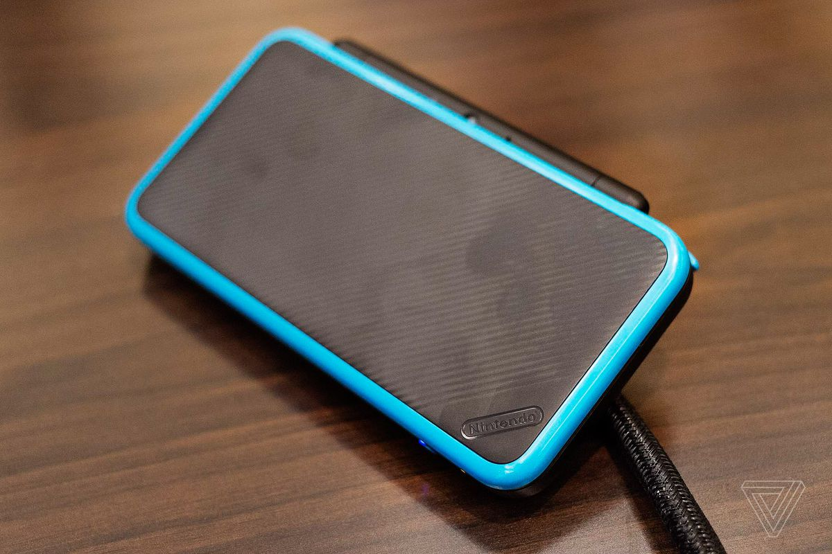 New Nintendo 2DS XL hands-on: this is the 3DS that always