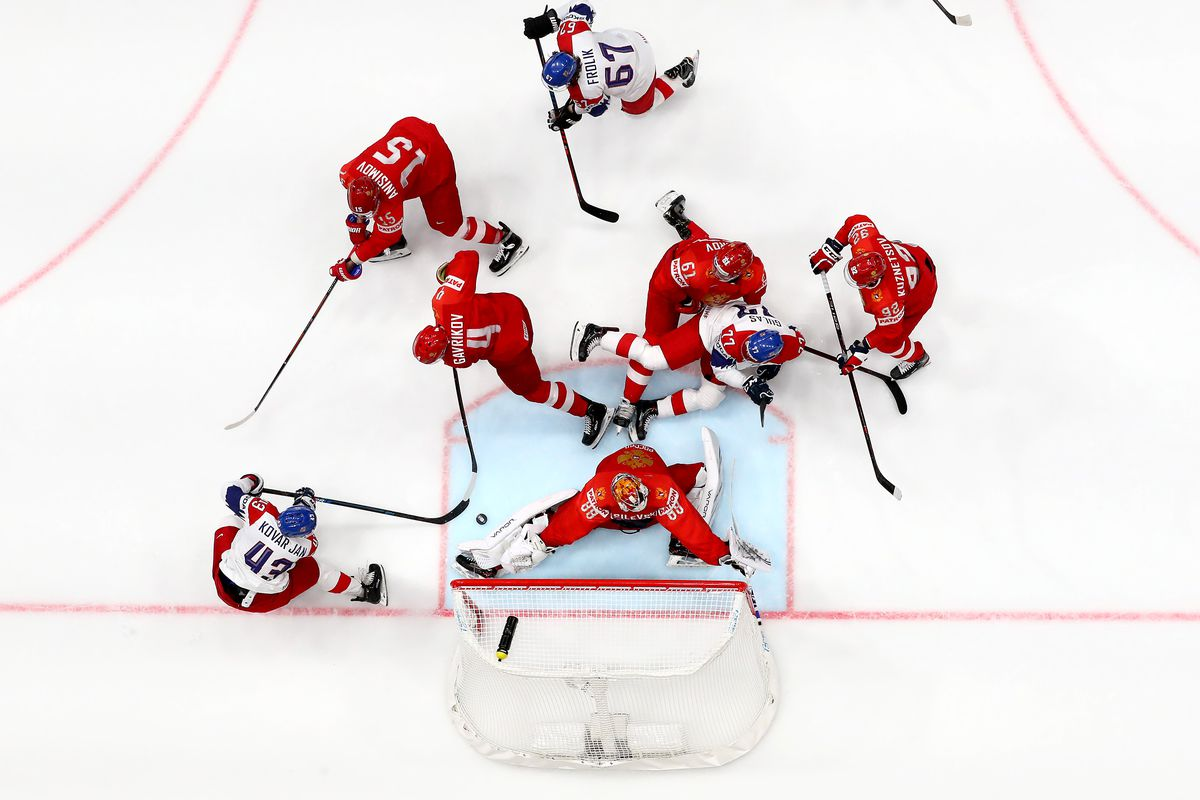 Russia v Czech Republic: Third Place Play-Off - 2019 IIHF Ice Hockey World Championship Slovakia