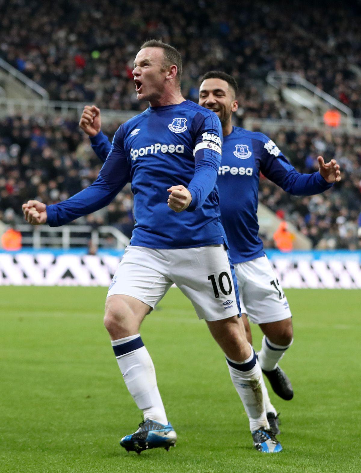 Newcastle United v Everton - Premier League
