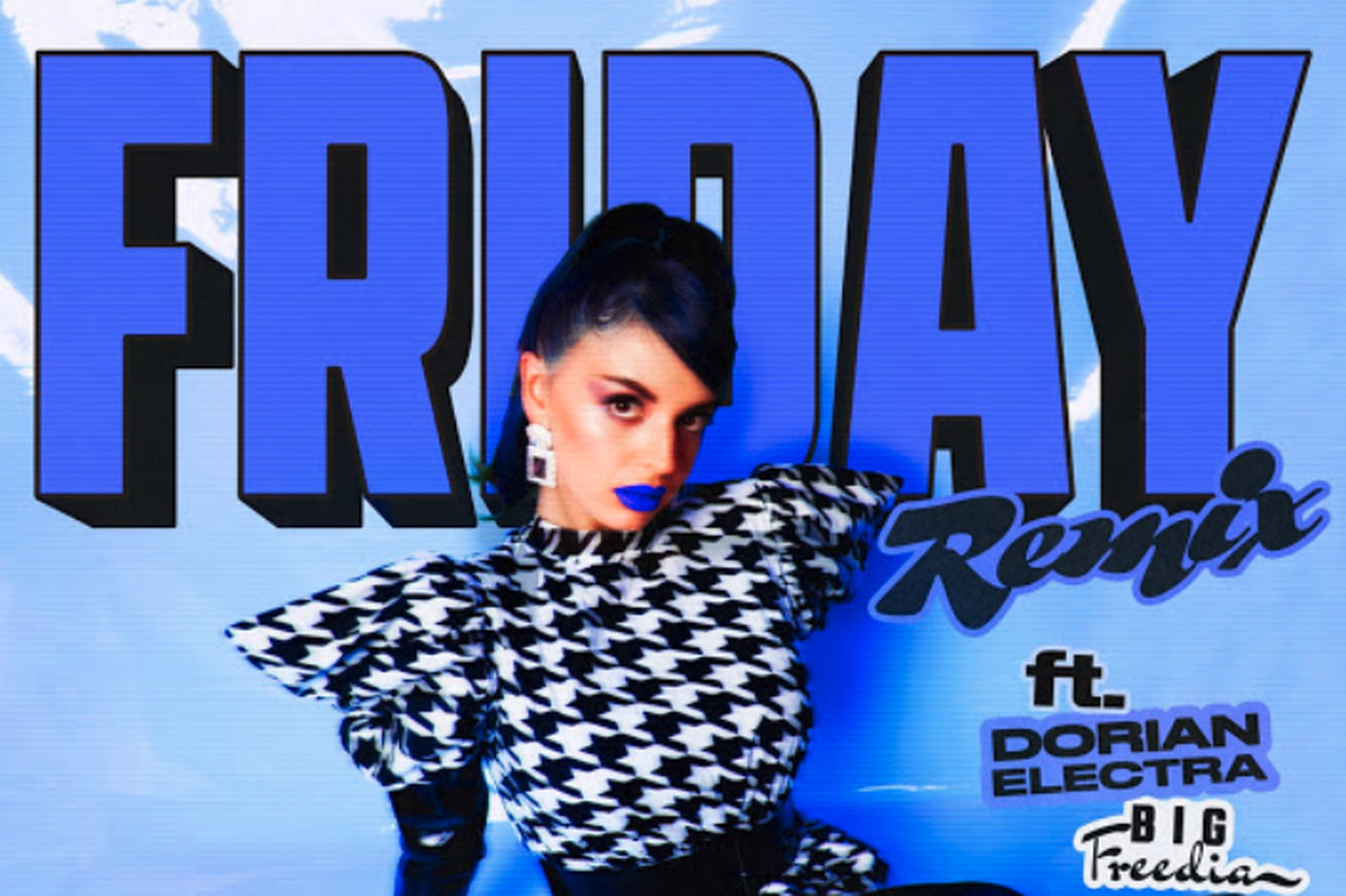 Rebecca Black releases 10th anniversary remix of Friday… on a Wednesday