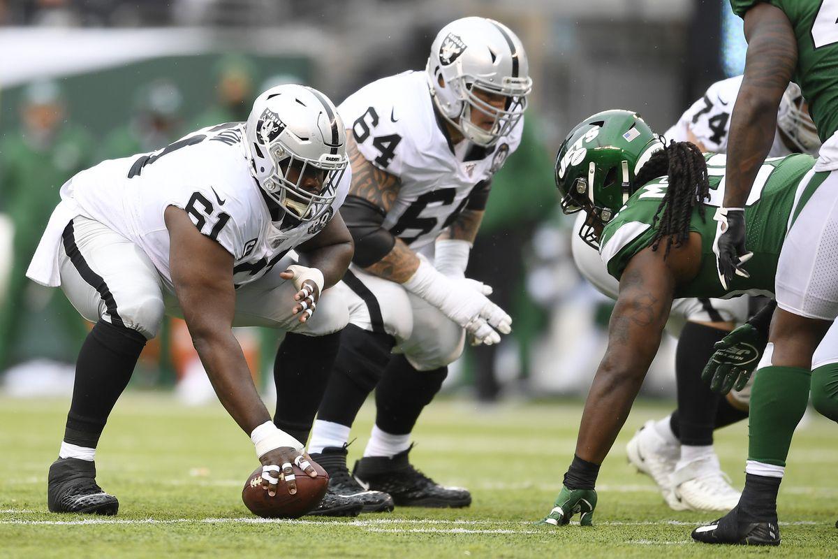 Oakland Raiders vNew York Jets