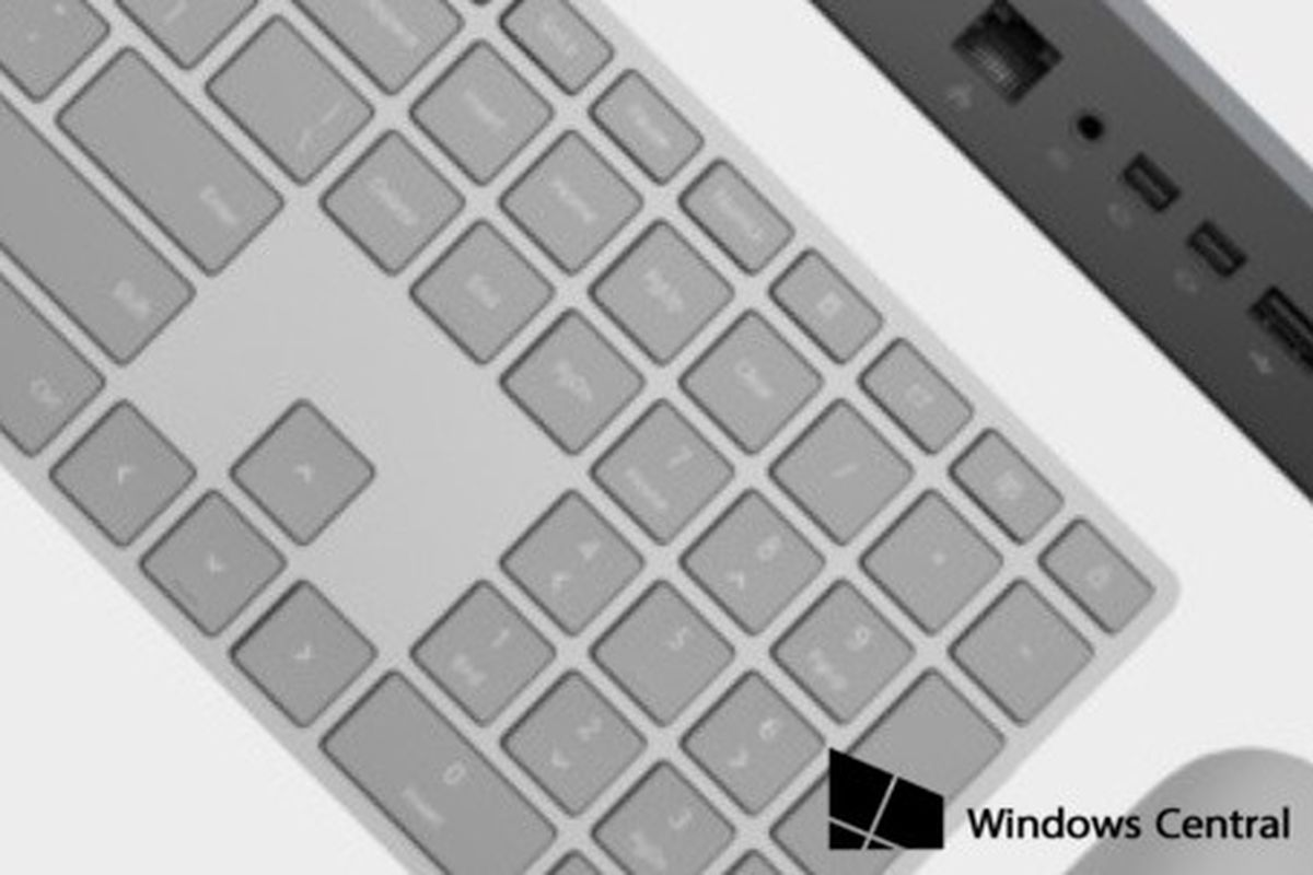6c2996a1fb5 Microsoft appears to be readying a number of new Surface-branded PC  accessories. Windows Central reports that Microsoft will launch a new  Surface-branded ...