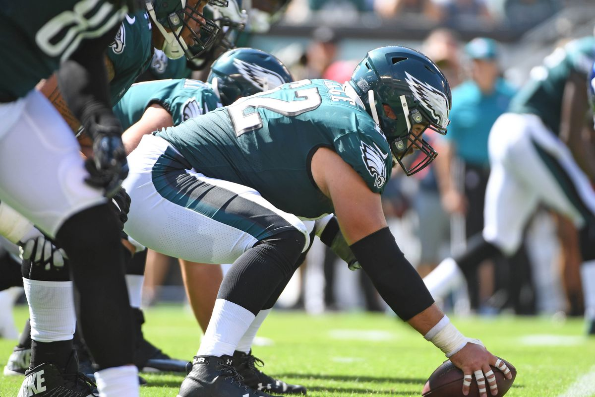 a0d2a8abf Eagles-Giants PFF Grades  Top five players from Philadelphia s win over New  York
