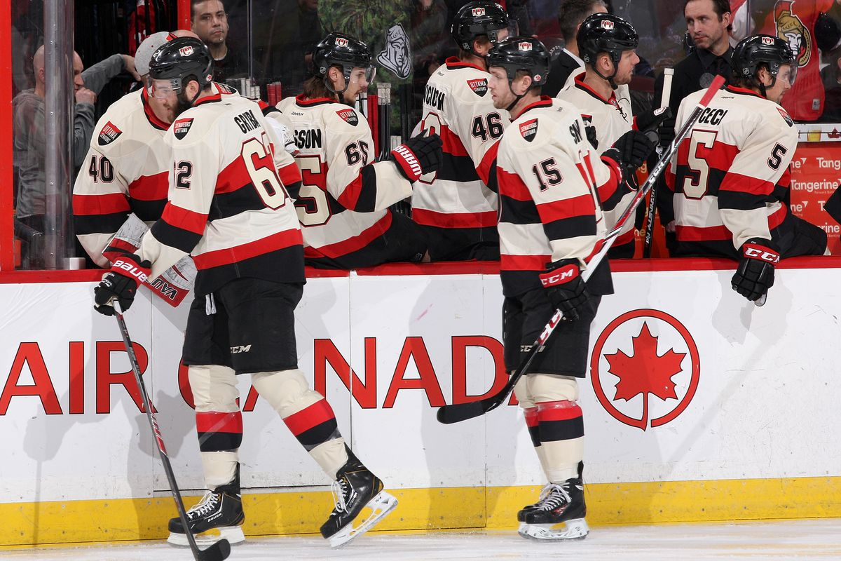 Can you name the one player in this picture not drafted by the Sens?