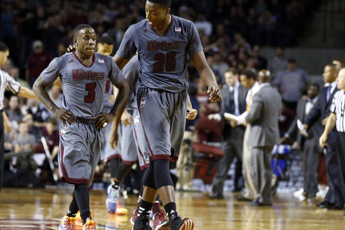 Relief about sums up the sentiments UMass should be feeling after Wednesday night.