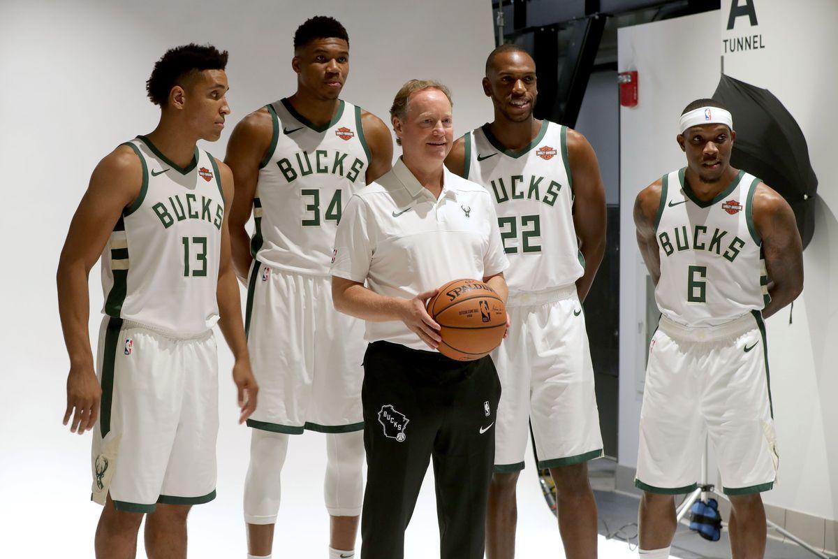 Milwaukee Bucks Season Preview In Coach Bud We Trust