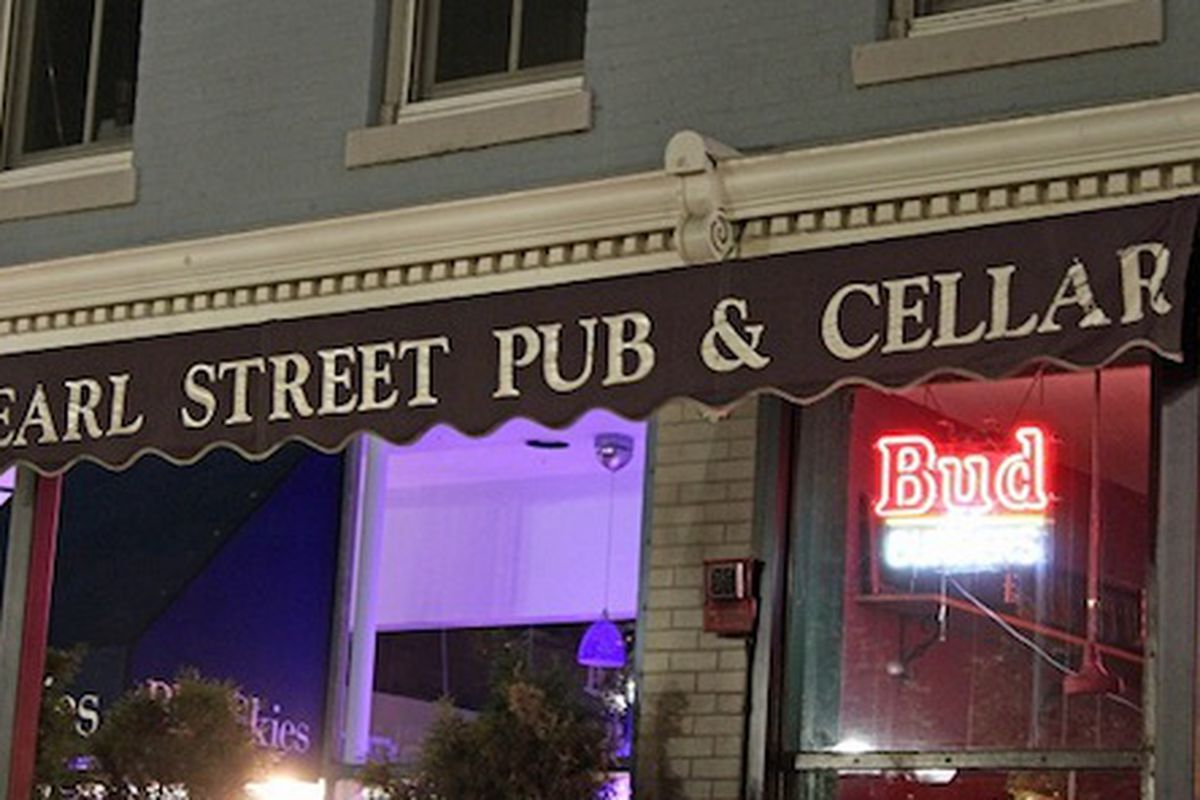 Pearl Street Pub & Cellar