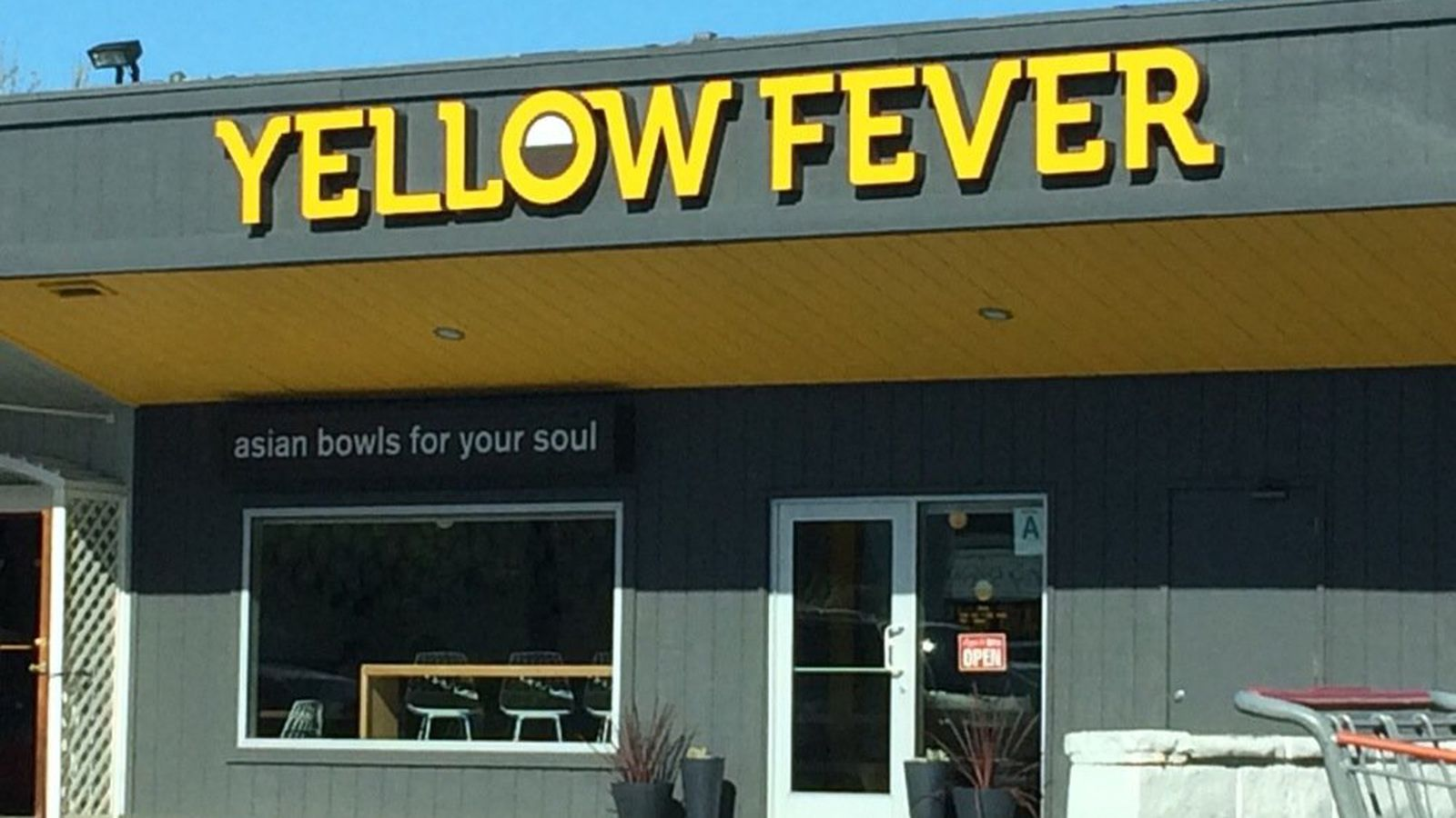 Yellow Fever Restaurant San Diego