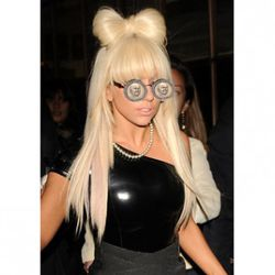 <b>Give it to Lady Gaga</b>:  She'll find something to do with it.  Remember that meat dress?