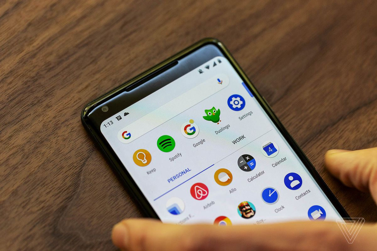 Exclusive: Android P is Google's most ambitious update in years